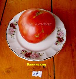 томат Бакинские