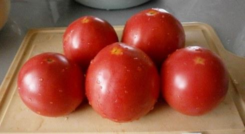 томат Грецки розовый