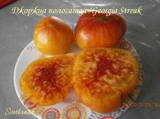 томат Georgia Streak